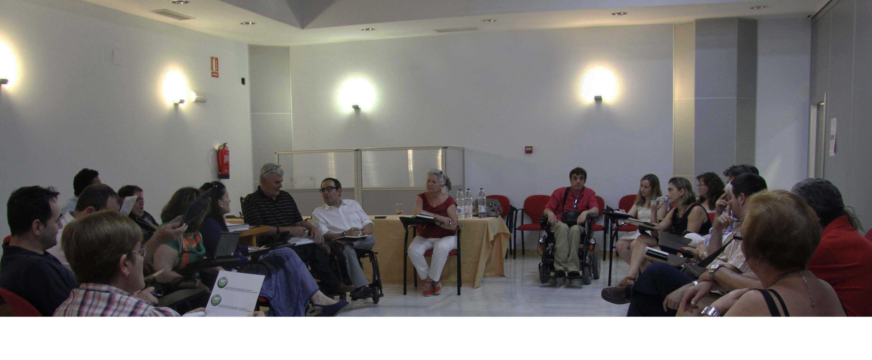 Organización Discapacidad Andalucía. CODISA. Contacto